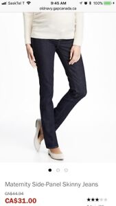 Old Navy Maternity Jeans - dark blue