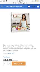 Beachbody Fixate Cookbook