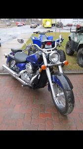 Honda shadow 750 2004