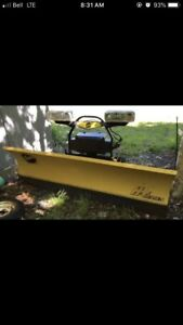 Fisher 7.6 HT Series Plow