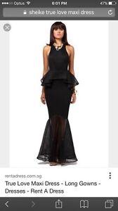 Sheike true love dress size 8 $100 Arncliffe Rockdale Area Preview
