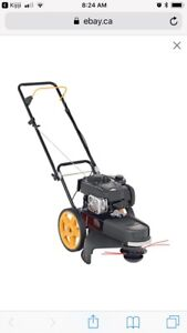 Wanted: High Wheel Trimmer