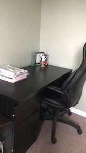 Office and chair