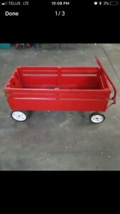 Vintage childs wagon