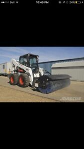 SKID STEER BOBCAT SERVICES FOR HIRE