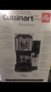 Cuisinart for illy coffee machine