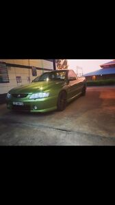 03 Vy Storm Ute green Craigmore Playford Area Preview