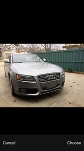 2008 audi s5 WILL TRADE FOR TRUCK