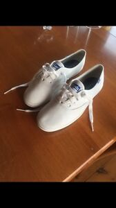 White Keds- NEW (Never been worn)