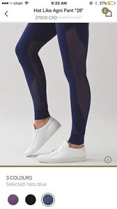 Size 4 new with tags lululemon