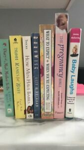 Pregnancy/Baby Books
