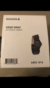 Nixon Kenzi Wrap Watch