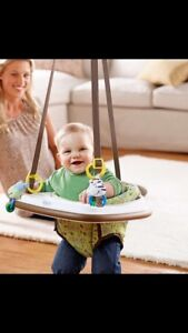 Looking for a Baby Doorway Jumper with Tray