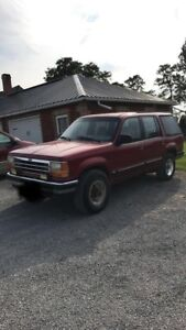 Looking for 1991-1994 Ford Explorer or parts for one