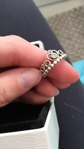 Princess Ring Size 48 (Smallest)