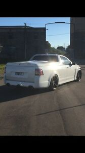 MY09 WORKED MANUAL SSV UTE West Lakes Charles Sturt Area Preview