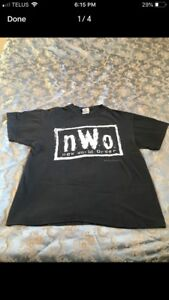Collectible nWo shirt