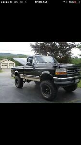 Looking for a Lifted up ford
