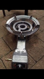 Brand new strong commercial Automatic LPG gas stove cooktop