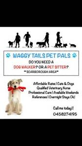 Waggy Tails Pet Pals Scarborough Stirling Area Preview