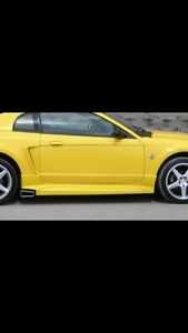 LOOKING For 99-04 Mustang roush side skirts