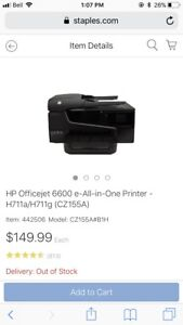 HP Printer (up for quick sell)