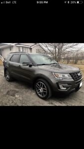 2018 Ford Explorer Sport $345 bi-weekly