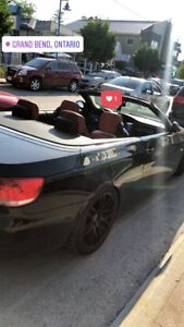 Bmw 335i hardtop convertible new turbos