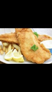 Fish and chips expert