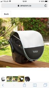 Brica Infant Car Seat Summer Cover