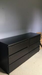 IKEA bedroom furniture-Malm collection