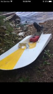 Mini max hydroplane make and offer need gone ASAP