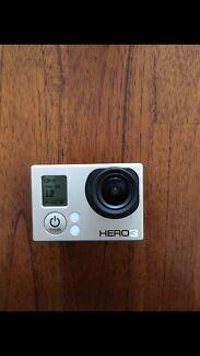 GoPro hero 3 package