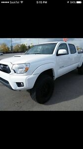 I am looking for a Toyota Tacoma TRD Sport