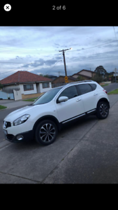 2014 NISSAN DUALIS TI-L 4 CYLINDER SUV TOP OF THE RANGE!! Altona North Hobsons Bay Area Preview