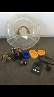 Krabooz hermit crab house and accessories