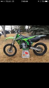 Wanted! 2stroke 250cc