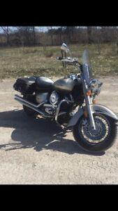 2002 Yamaha v star 1100