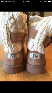 Authentic Uggs women's size 10
