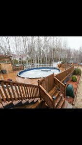 Pool/liner installation and replacements