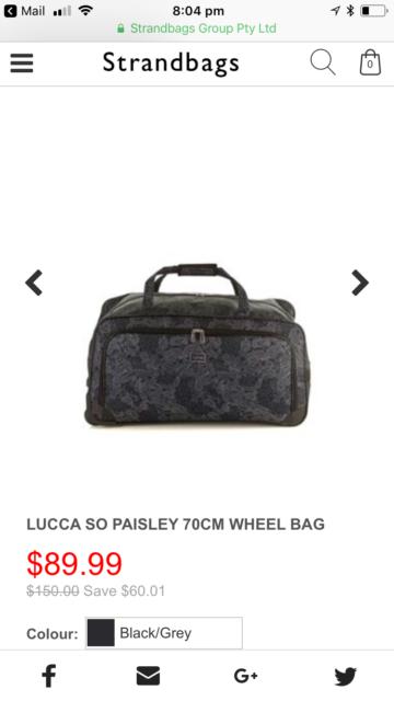 9136fe29e239 Carry on luggage