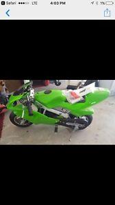 Gio pocket bike 49 cc