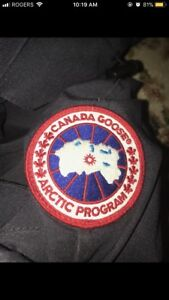 100% AUTHENTIC CANADA GOOSE BERWICK JACKET WITH TAGS *LARGE*