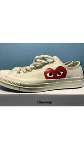 Cdg converse size 9