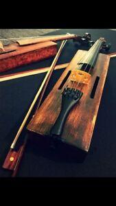 Custom Built Cigar Box Fiddles (Made to order)