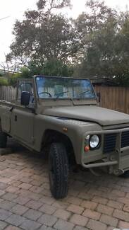 Land Rover ex army 110