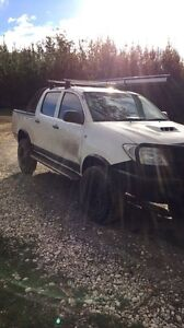 2010 SR Toyota Hilux Hillbank Playford Area Preview