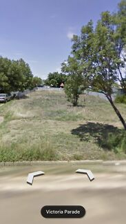 Vacant residential land Cootamundra