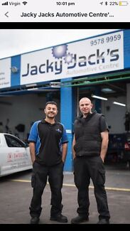 Automotive Car Center Jacky Jacks