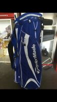 TaylorMade X Toronto Maple Leafs golf bag